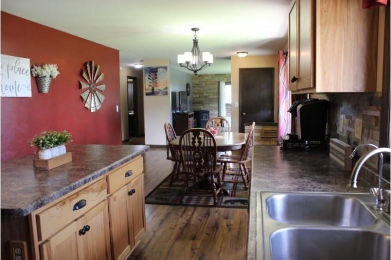 2004 Sky View Road Custer, WI 54423 by First Weber Real Estate $249,900