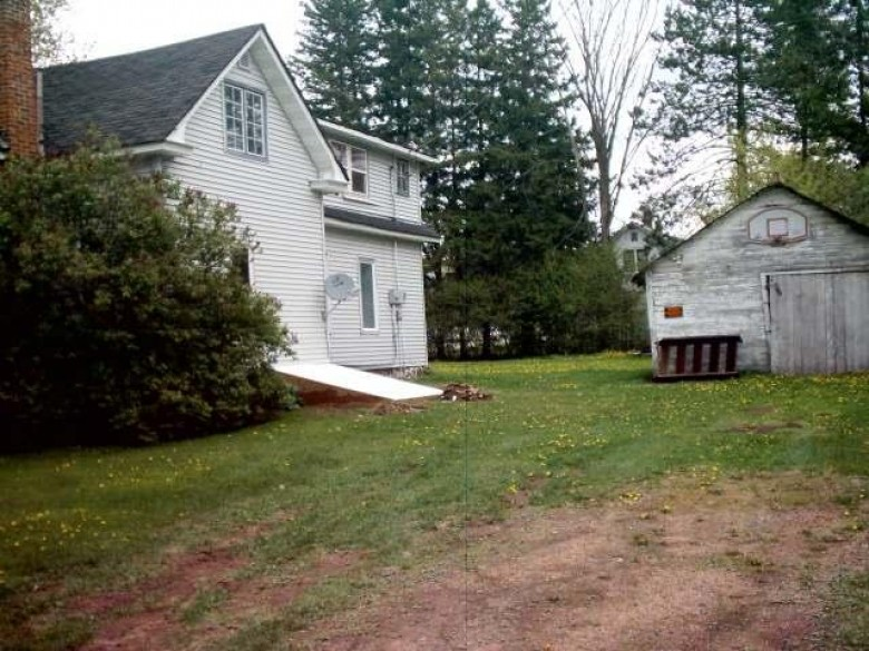 263 Wisconsin St Park Falls, WI 54552 by Homestead Realty - Phillips $58,900