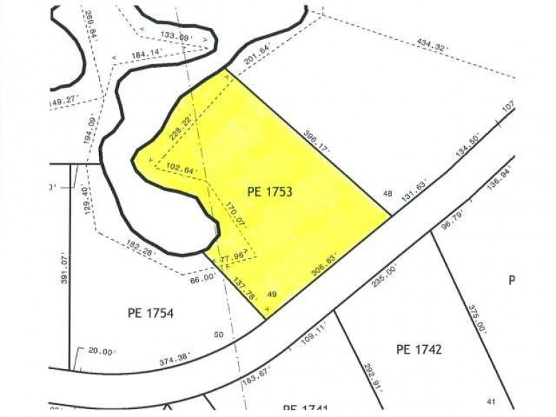 LOT 49 North Shore Dr, Pelican, WI by First Weber Real Estate $29,500