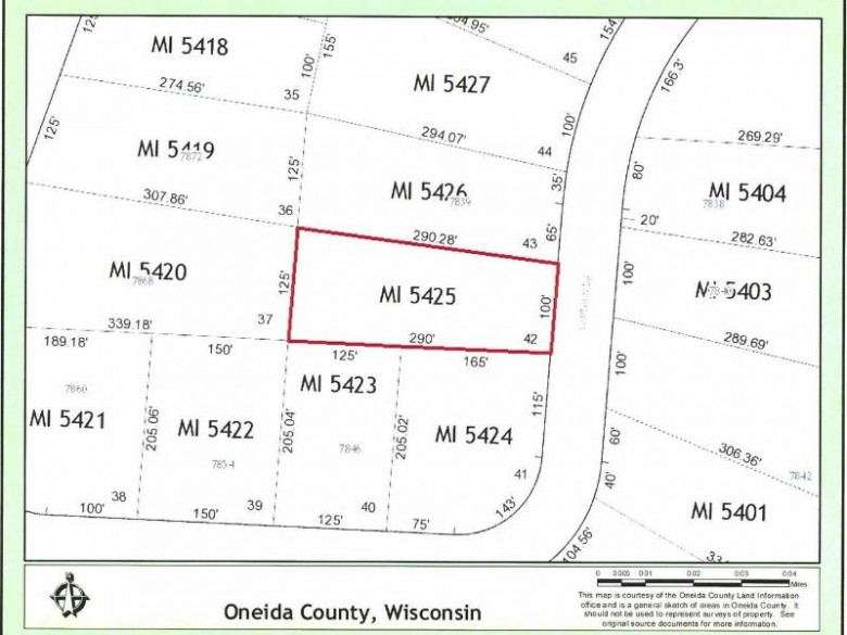 ON Cameron Dr LOT 42, Minocqua, WI by Coldwell Banker Mulleady - Mnq $12,900