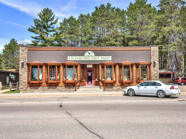 10346 Main St, Boulder Junction, WI by Re/Max Property Pros-Minocqua $369,000