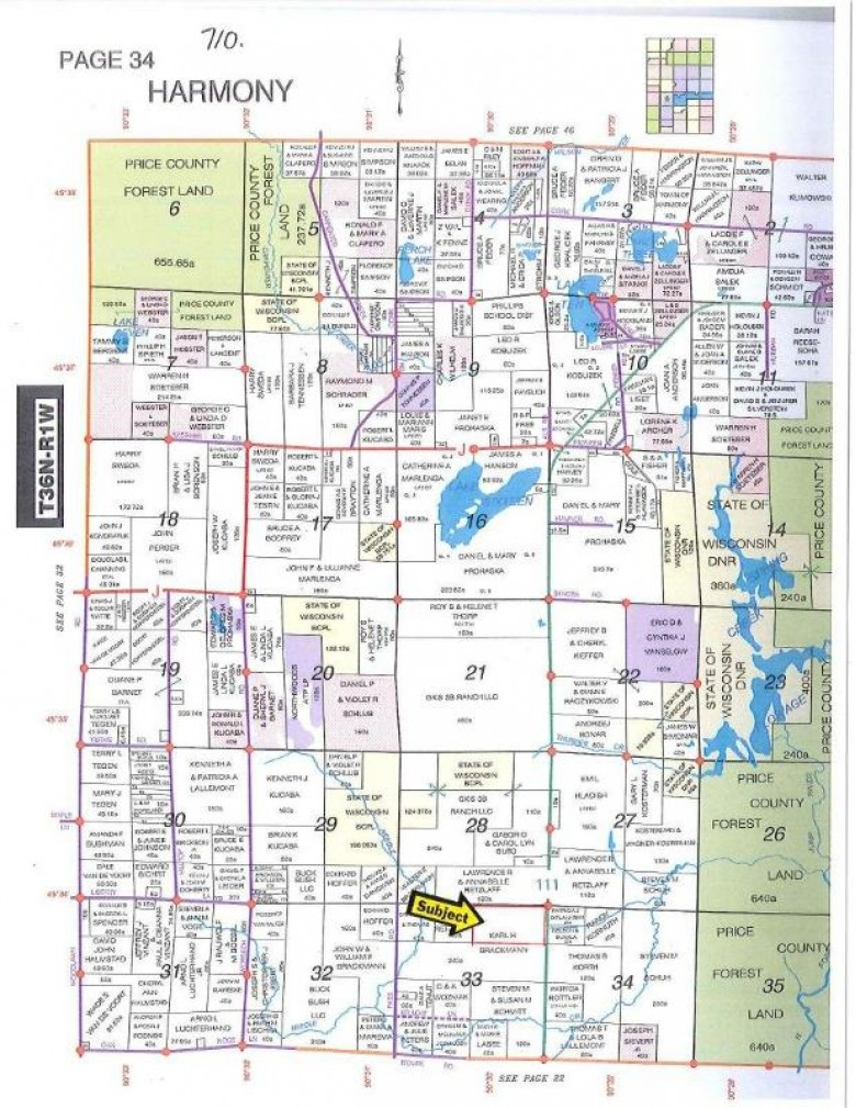 ON Hwy 111, Harmony, WI by Birchland Realty, Inc. - Phillips $59,900