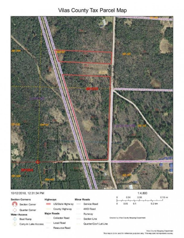 ON Loon Lake Rd LOT 6, Lincoln, WI by Re/Max Property Pros $18,450