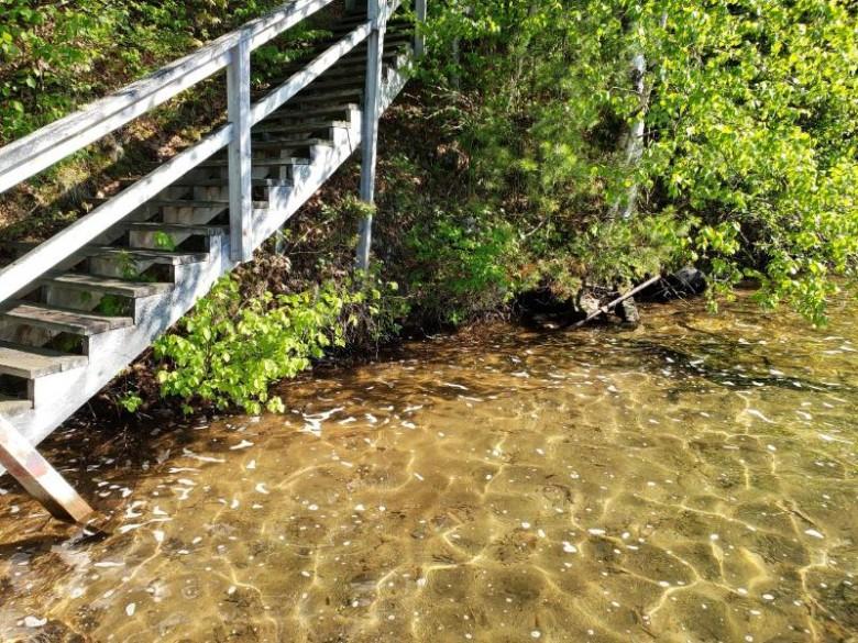 12192 Plummer Lake Ln S, Lac Du Flambeau, WI by Lakeplace.com - Vacationland Properties $319,000