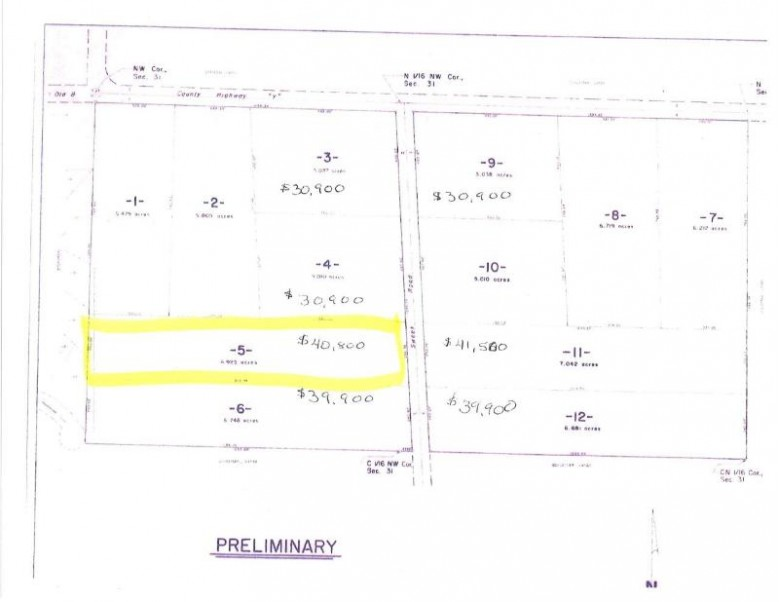 On Sweek Dr, Nokomis, WI by First Weber Real Estate $40,800