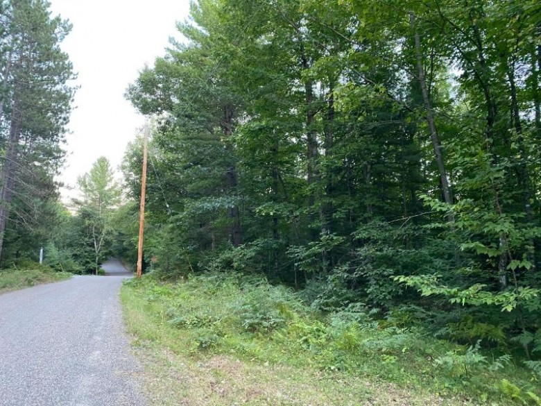ON S Manuel Lk Rd, Phelps, WI by Re/Max Property Pros - Tomahawk $45,000