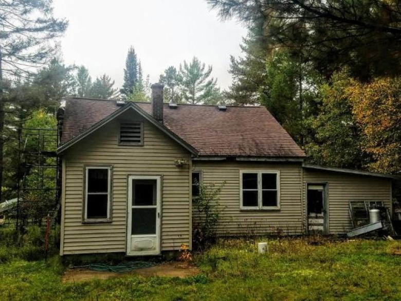 4020 Hwy 45, Conover, WI by Century 21 Burkett - Wall St. $69,900