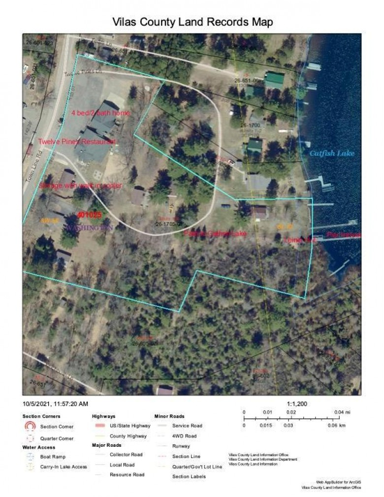 3635 Townline Rd 1, Washington, WI by Redman Realty Group, Llc $775,000
