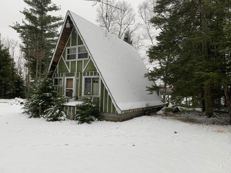 8405 Squaw Lake Ln S, Minocqua, WI by Lakeplace.com - Vacationland Properties $179,900