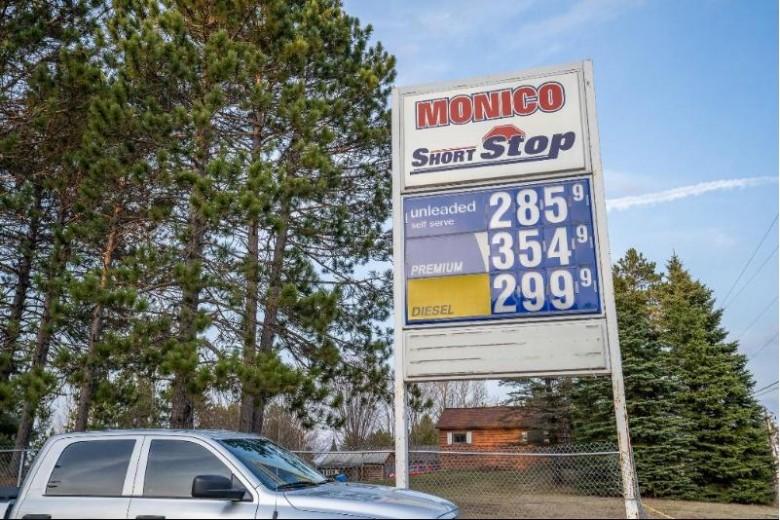1692 Hwy 8 Monico, WI 54501 by Century 21 Northwoods Team $379,900