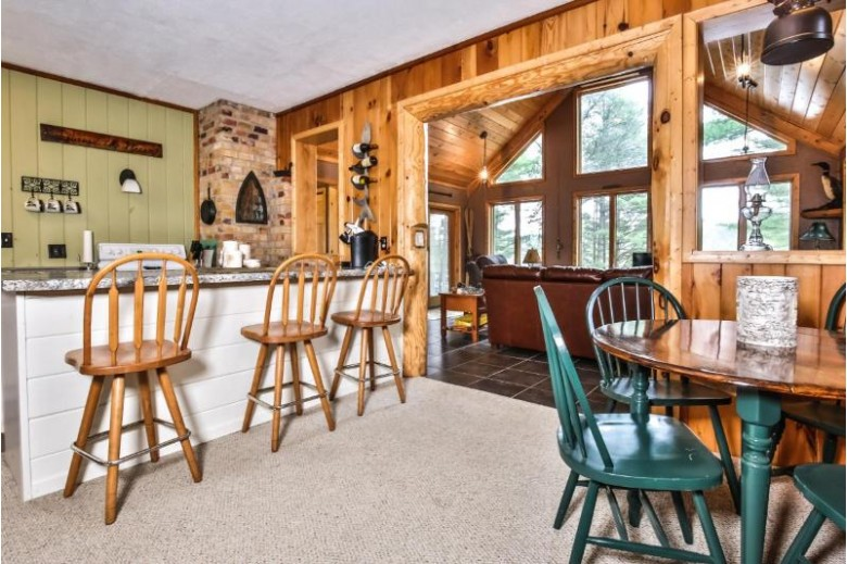 7129 Coon Lake Rd, Newbold, WI by Redman Realty Group, Llc $299,900