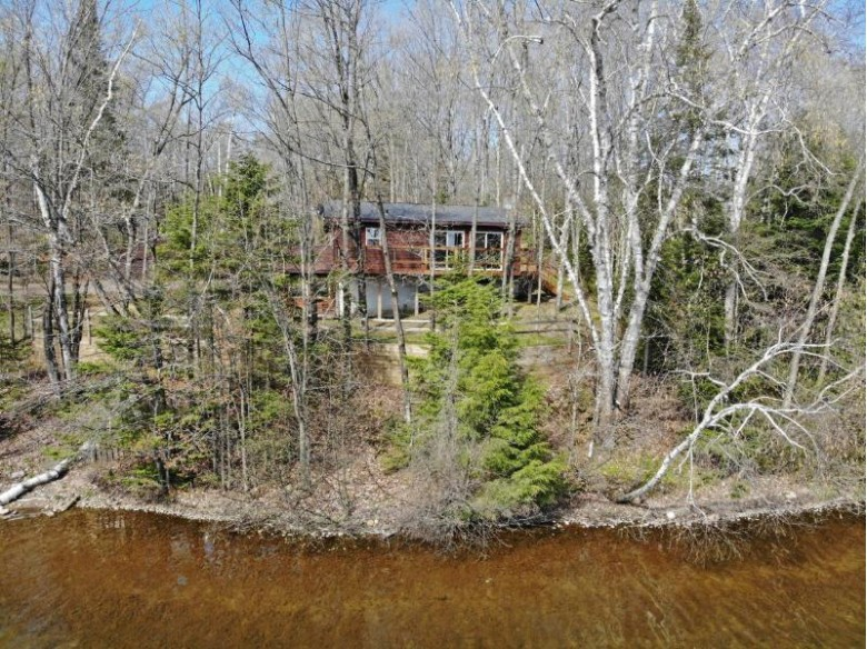 16608 Baker Ln, Hiles, WI by Eliason Realty Of The North/Er $439,000