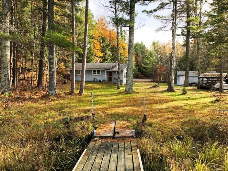8010 Cth E, Woodruff, WI by Eliason Realty Of St Germain $189,900
