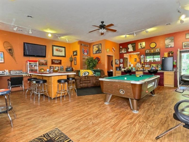 1768 River Bend Tr, Lincoln, WI by Eliason Realty Of The North/Er $469,900