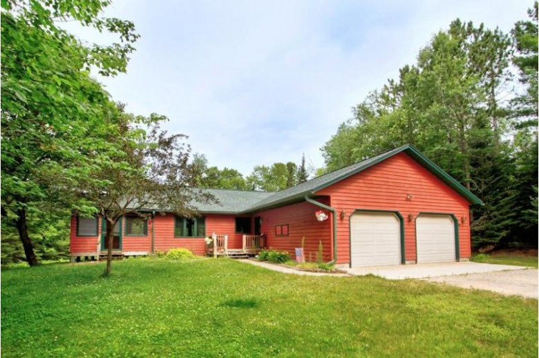 4721 Dyer Rd, Lincoln, WI by Century 21 Burkett & Assoc. $330,000