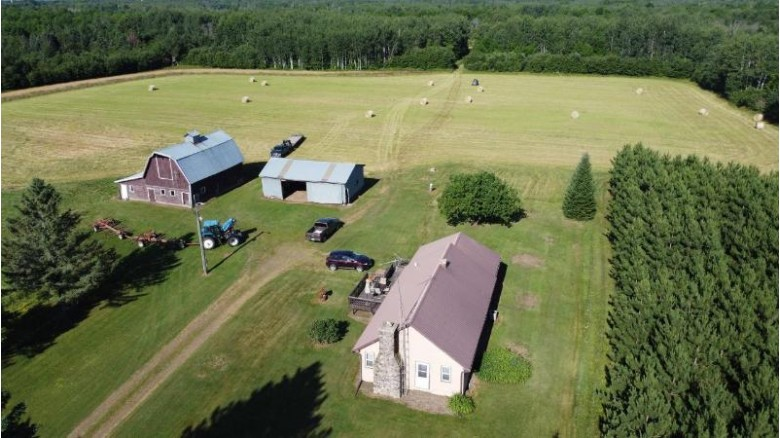 N6581 Homestead Rd Rusk, WI 54530 by Re/Max New Horizons Realty Llc $259,900