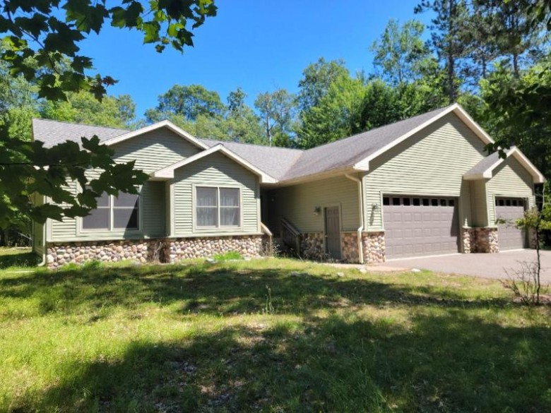 10886 Bosshard Circle Rd Arbor Vitae, WI 54568 by First Weber Real Estate $339,000