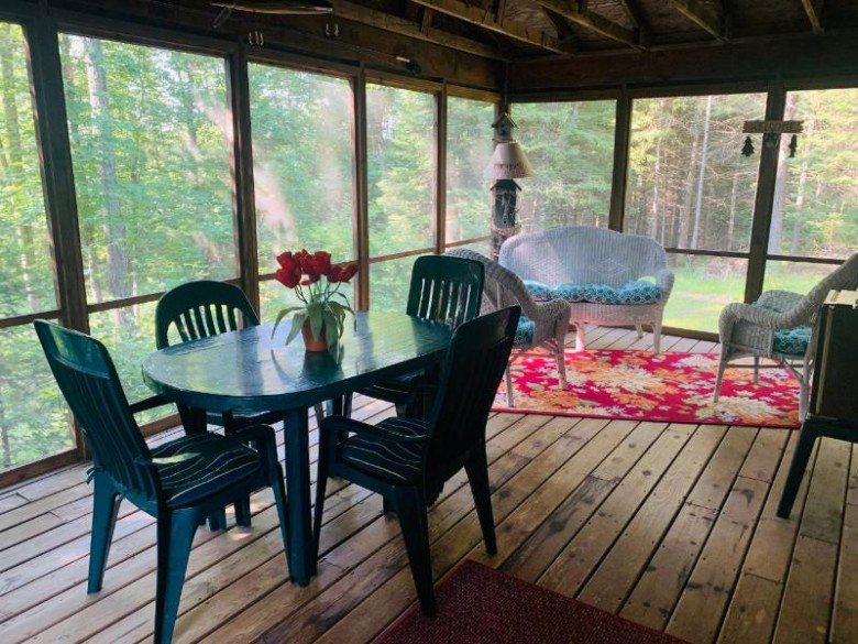 13395 Serenity Ln Winchester, WI 54557 by Northwoods Real Estate, Llc $299,000