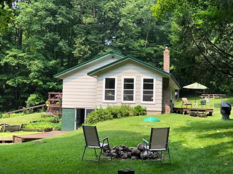 N621 Old 26 Rd, Rolling, WI by Wolf River Realty $224,900