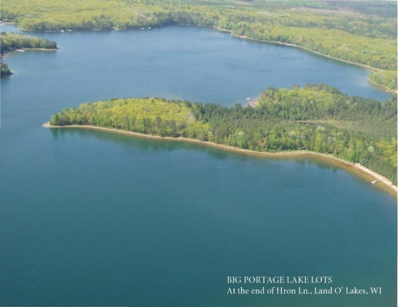 ON Hron Ln 5235-LOT 1, Land O Lakes, WI by Eliason Realty Of The North/Er $199,000