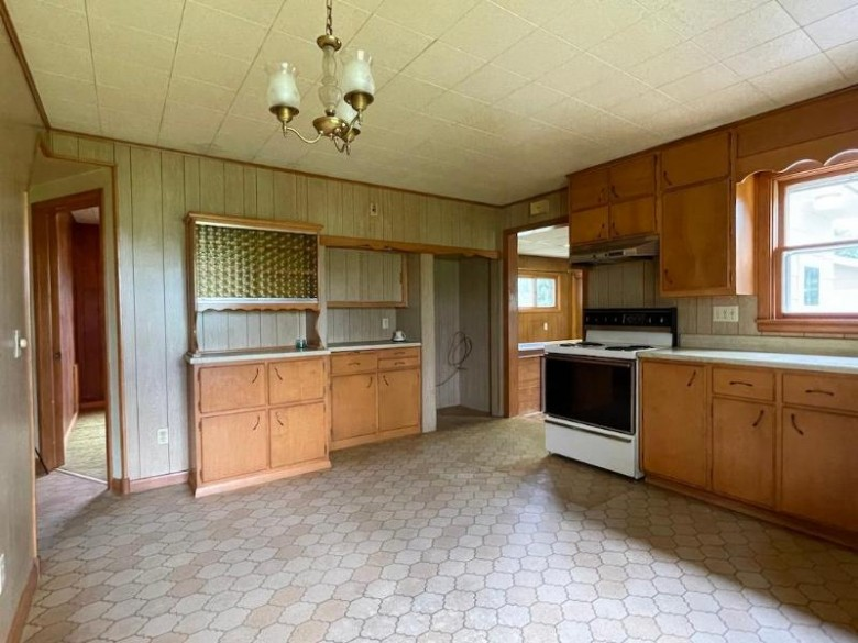 8610 Old Hwy K Rd Woodboro, WI 54529 by First Weber Real Estate $199,500