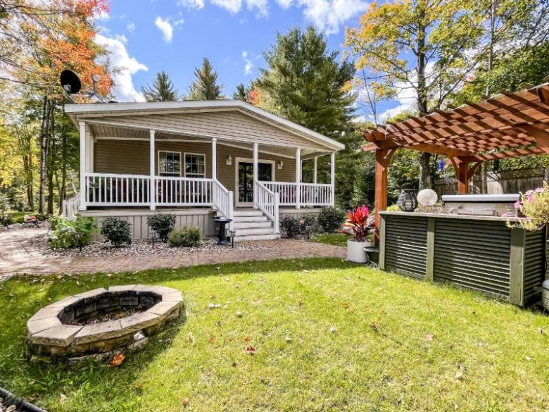5162 Wilmar Ln Pelican, WI 54501 by Coldwell Banker Mulleady - Mnq $274,700
