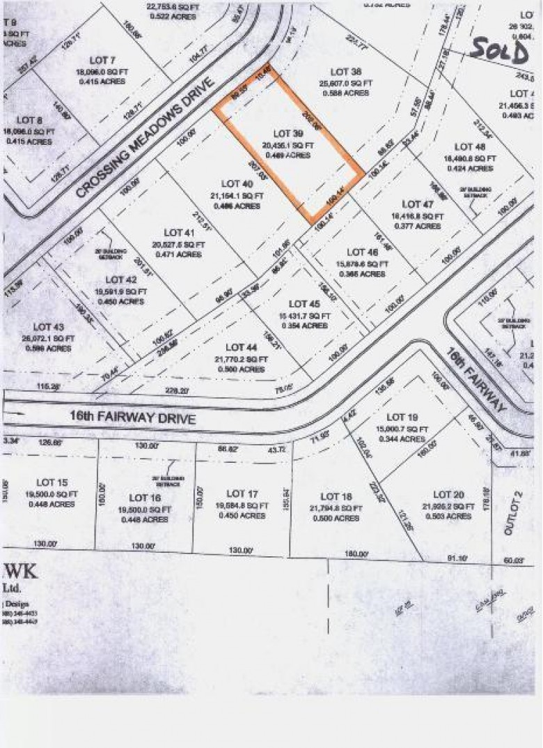 LOT 39 Crossing Meadows, Viroqua, WI by United Country - Oakwood Realty $36,900