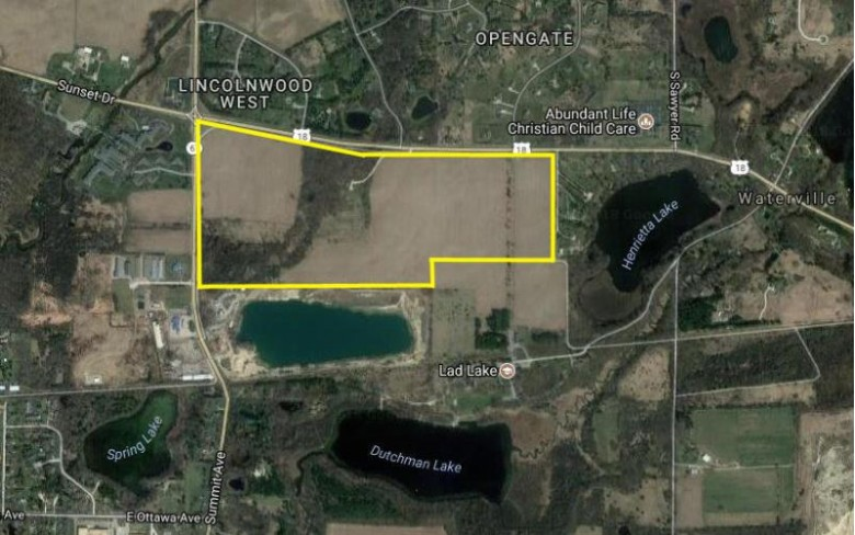 LT1 Sunset Dr, Summit, WI by Point Real Estate $3,365,000