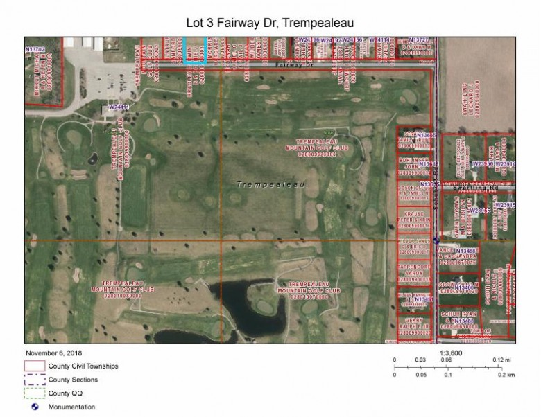 LOT 3 Fairway Dr, Trempealeau, WI by Re/Max Results $30,000