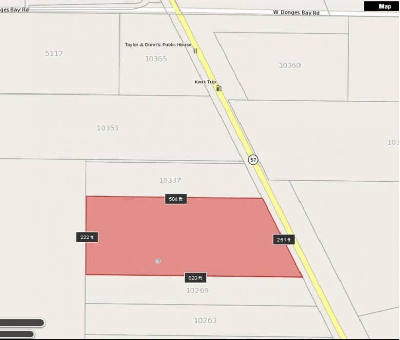 LT0 Cedarburg Rd, Mequon, WI by Lagalbo Realty, Llc. $232,425