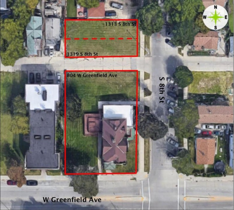 804 W Greenfield Ave, Milwaukee, WI by Anderson Commercial Group, Llc $549,900