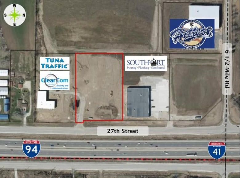 1331 27th St LT2, Caledonia, WI by Anderson Commercial Group, Llc $395,000