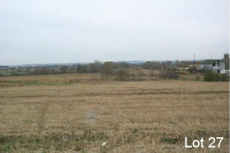 LT27 Eastview Dr, Sharon, WI by Keefe Real Estate, Inc. $25,000