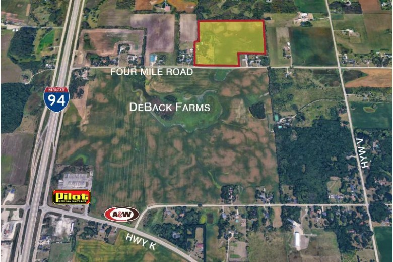 13010 4 Mile Rd, Franksville, WI by Re/Max Newport Elite $1,900,000