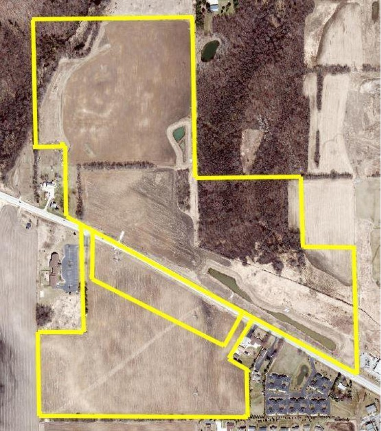 Lt0 State Highway 33, Saukville, WI by Point Real Estate $1,400,000