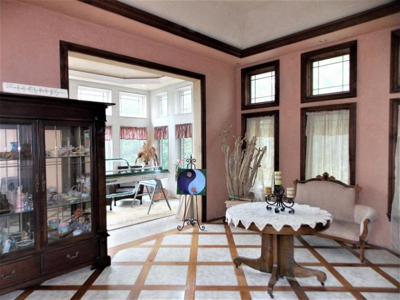 5463 Silver Lake Dr, West Bend, WI by First Weber Real Estate $1,550,000