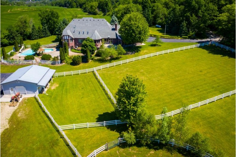 7053 Alpine Dr, West Bend, WI by First Weber Real Estate $1,350,000