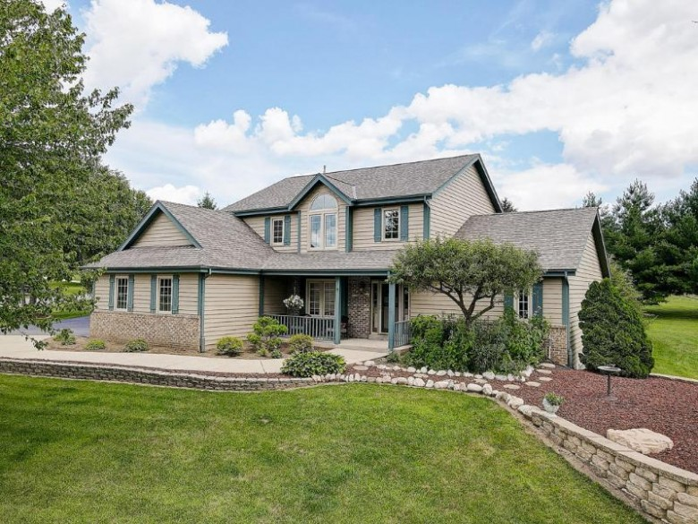 S86W32371 Elias Ct, Mukwonago, WI by Re/Max Realty 100 $375,000