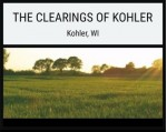 LOT 1 The Clearings, Kohler, WI by Village Realty & Development $99,500