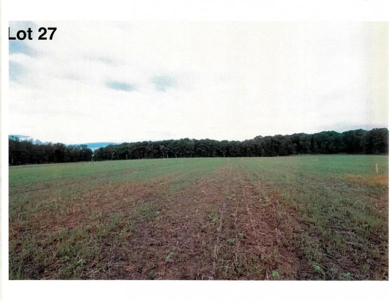 Lot 27 The Clearings, Kohler, WI by Village Realty & Development $84,500