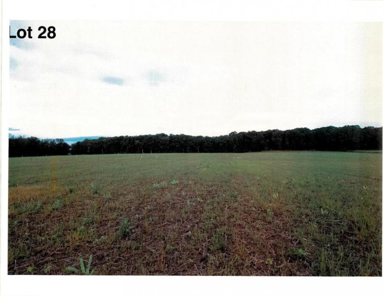 LOT 28 The Clearings, Kohler, WI by Village Realty & Development $84,700