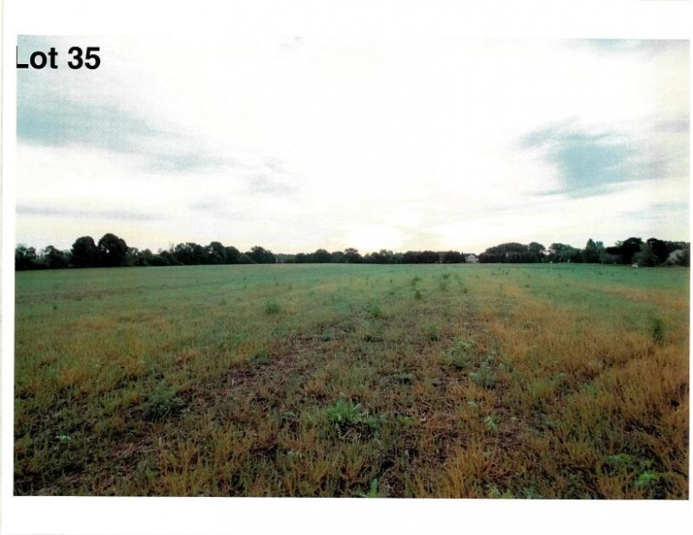 LOT 35 The Clearings, Kohler, WI by Village Realty & Development $132,900