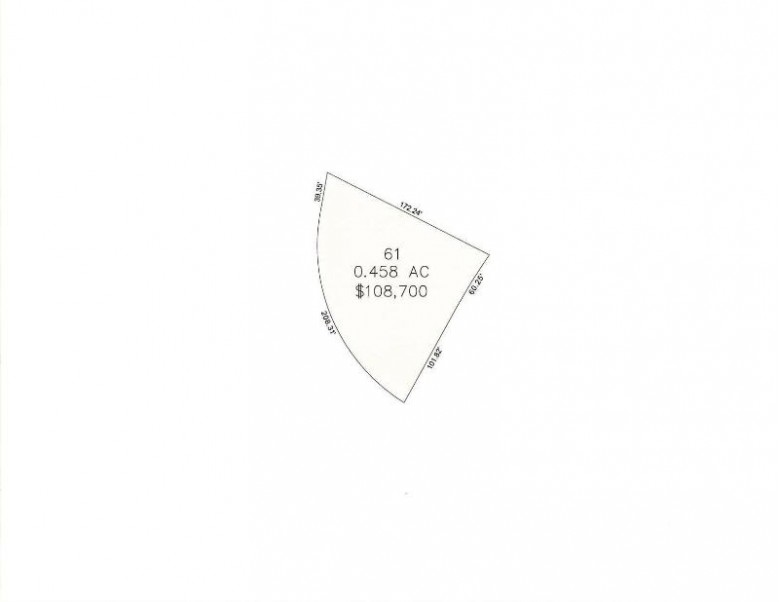 LOT 61 The Clearings, Kohler, WI by Village Realty & Development $108,700