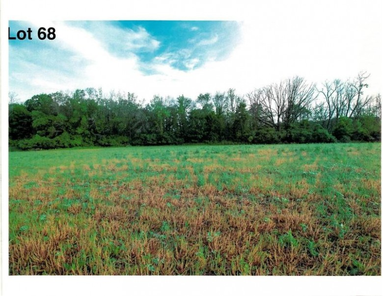 LOT 68 The Clearings, Kohler, WI by Village Realty & Development $257,000