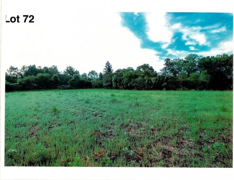 LOT 72 The Clearings, Kohler, WI by Village Realty & Development $124,800