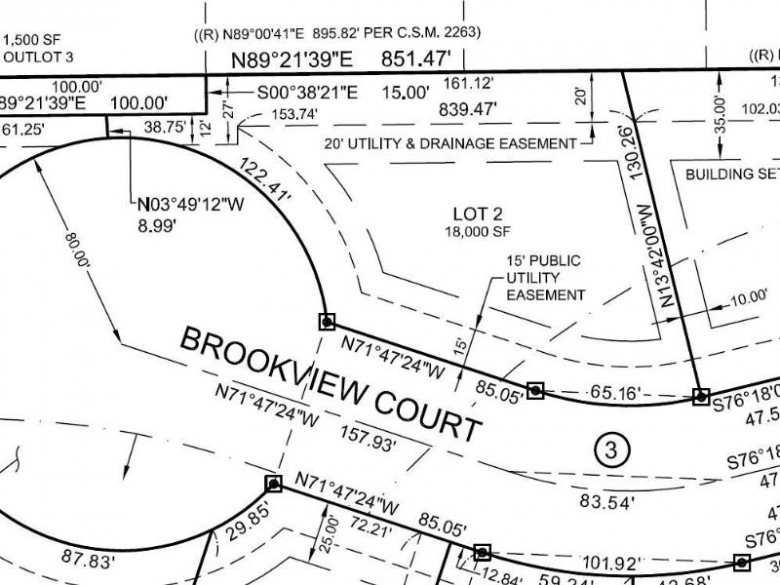 706 Brookview Ct LT2, Racine, WI by Point Real Estate $94,900