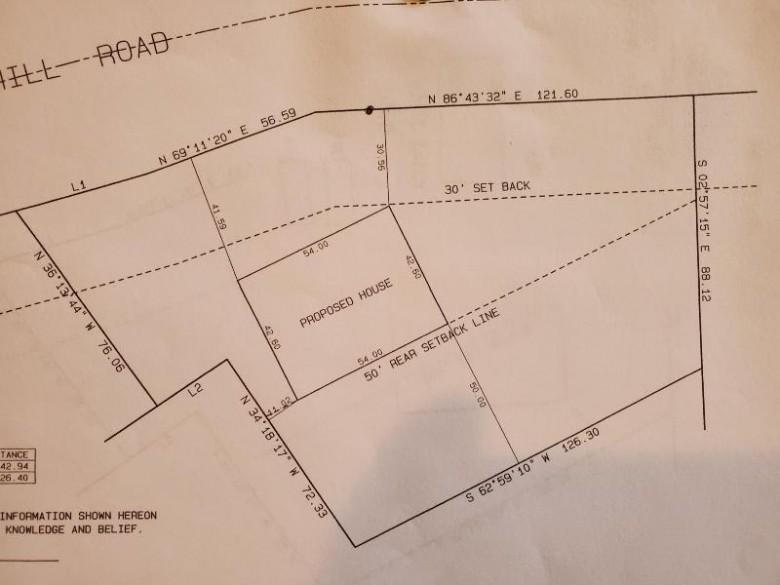 0 Mill Rd, Sheboygan, WI by Ribich Realty $39,900