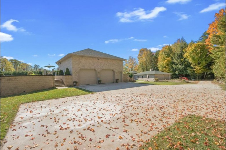 13211 White Cedar Rd, Two Rivers, WI by Coldwell Banker Real Estate Group~manitowoc $658,900