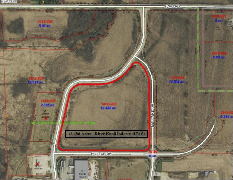 LT10 River Knoll Dr Mayville, WI 53050 by First Weber Real Estate $343,000