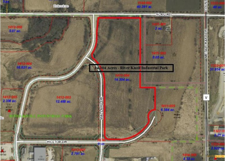 LT4 River Knoll Dr, Mayville, WI by First Weber Real Estate $393,000